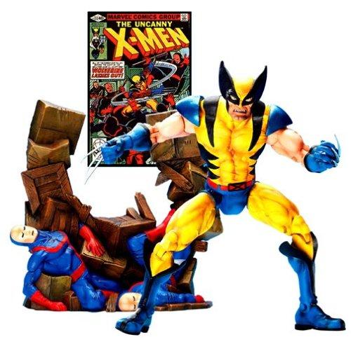 Marvel Legends Series 3 Action Figure Wolverine