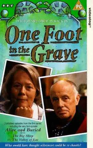 One Foot In The Grave - Alive And Buried