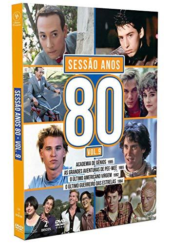 Sessão Anos 80 Vol. 9 [Digipak com 2 DVD's]