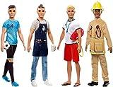 Mattel-FXP01 Barbie Muñeco Ken yo quiero ser 30 cm, Multicolor (FXP01) , color/modelo surtido