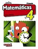 Matemáticas 4, (Pieza a Pieza) Primero, segundo y tercer trimestre