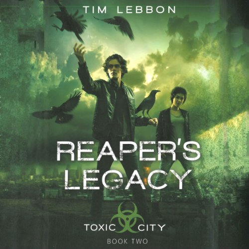 Reaper's Legacy audiobook cover art