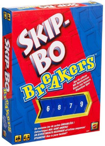 Mattel R2837-0 - Skip-Bo Breakers