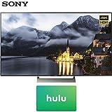 Sony 65-inch 4K HDR Ultra HD Smart LED TV 2017 Model (XBR-65X900E) with Hulu $25 Gift Card (Electronics)