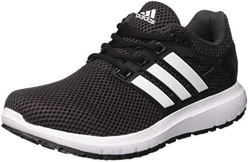 adidas Energy Cloud M, Zapatillas de Running Hombre, (Negbas/Ftwbla/Neguti), 39 1/3 EU