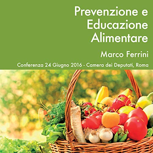 Prevenzione ed Educazione Alimentare copertina