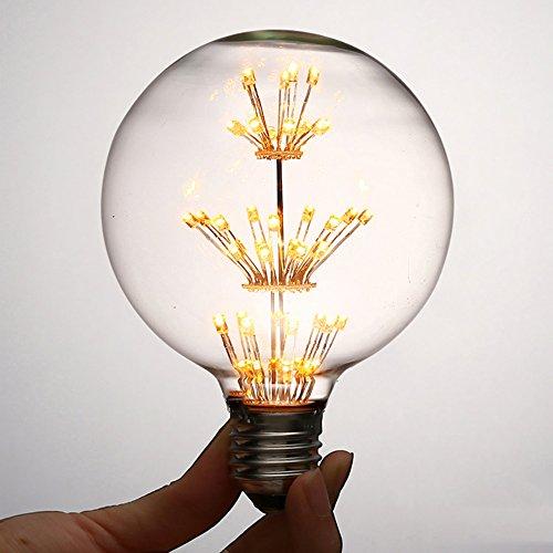 W Ampoule 3 W de rechange pleine taille Warmer, A, E27 3.0 wattsW 220.00 voltsV