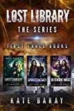 Lost Library Collection: Books 1-3 (English Edition)