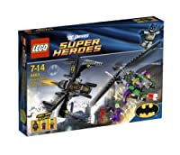 レゴ (LEGO) スーパー・ヒーローズ バットウィング ゴッサム・シティーでの空中戦 6863