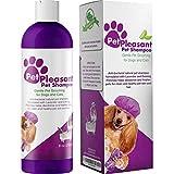 Natural Colloidal Oatmeal Dog Shampoo - Cat Shampoo and Dog Bathing...