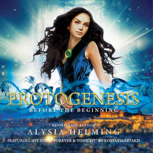 Protogenesis: Before the Beginning cover art