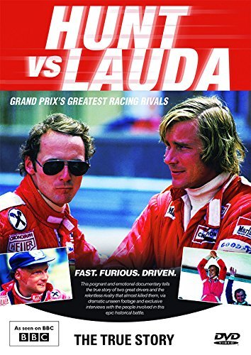Hunt Vs Lauda: Grand Prix's Greatest Racing Rivals (BBC Official) Niki Lauda & James Hunt [Reino Unido] [DVD]