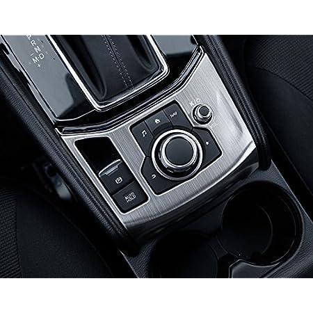 Für Cx 5 Cx5 2017 2018 2019 Interieur Mittelkonsole Feststellbremse Dekor Edelstahl Auto