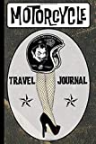 Motorcycle Travel Journal: Lucifer's Hot Rod Shop, Classic Helmet Pin Up,  Live to Ride Journey Log ...
