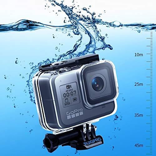 Bolso de la cámara BZN 60m bajo el Agua Cubierta Impermeable de...