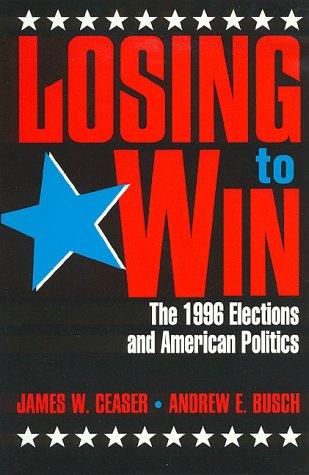 1996 election - 2