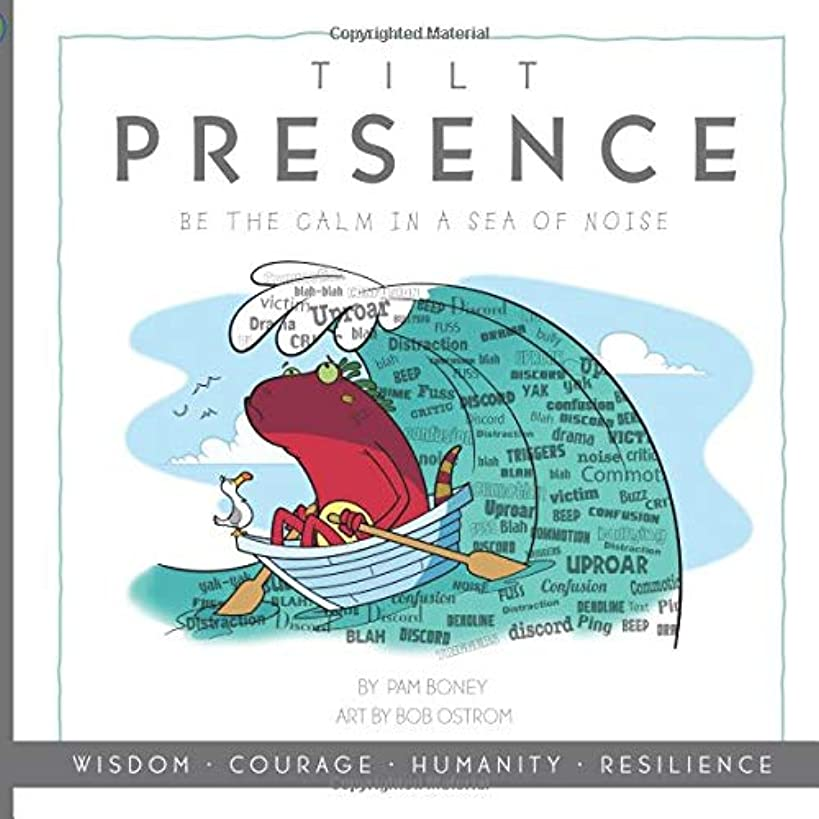Tilt Presence: Be the calm in a sea of noise