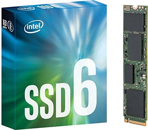 Intel - Unità SSD 600p Series 512 GB SSD, PCIe NVMe M.2 - Metallico (SSDPEKKW512G7X1)