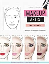 Makeup Artist Face Charts (The Beauty Studio Collection)