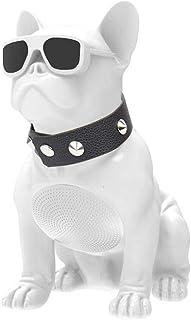 Bulldog Speaker, Mini Speaker with AUX Input, Portable Wireless Speaker Music Player Bulldog for Computer Desktop Laptop S...