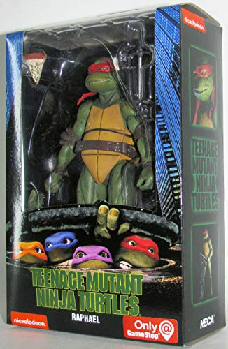 Teenage Mutant Ninja Turtles (1990) - Raphael Action Figur