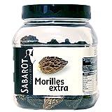 Sabarot - Morilles extra séchées en pot 250g