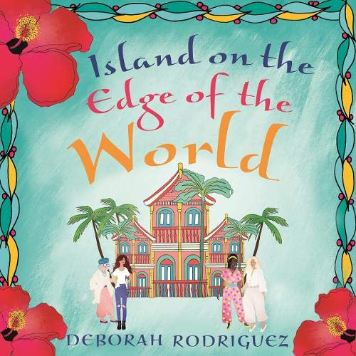 The Island on the Edge of the World cover art