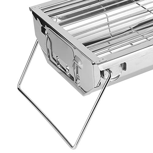 Barbecue Grill, klappbarer BBQ Grill...