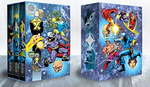 Dreadstar Ominbus Collection