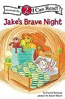 Jake's Brave Night: Level 2 (Zonderkidz I Can Read! Level 2: Jake)