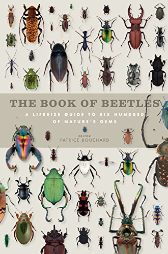 Book of Beetles: A Life-Size Guide to Six Hundred of Nature's Gems (Book Of Series) (English Edition)