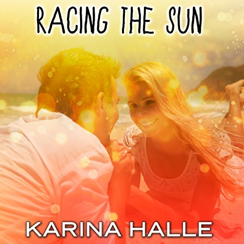 Racing the Sun audiobook cover art