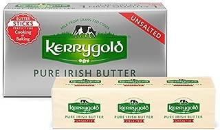 Kerrygold Butter Sticks, Unsalted, 8 oz