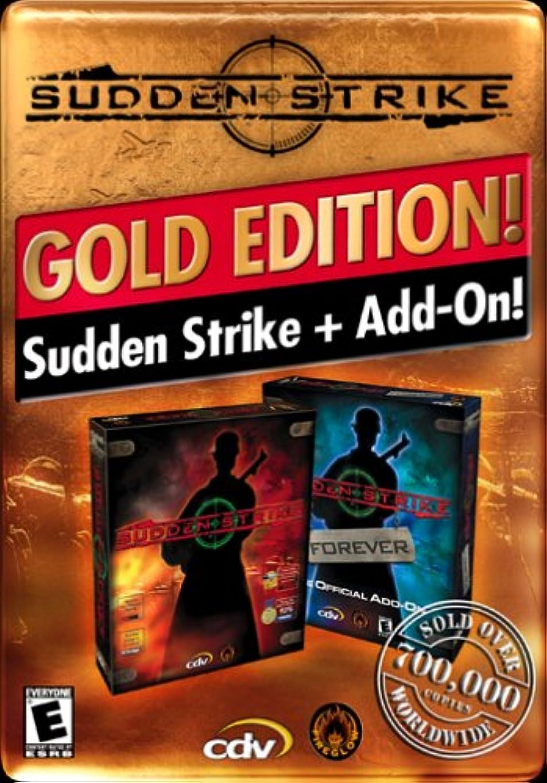 セラー苦しみ彼Sudden Strike Gold Edition (輸入版)