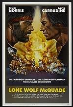 Pop Culture Graphics Lone Wolf McQuade Poster C 27x40 Chuck Norris Leon Isaac Kennedy David Carradine