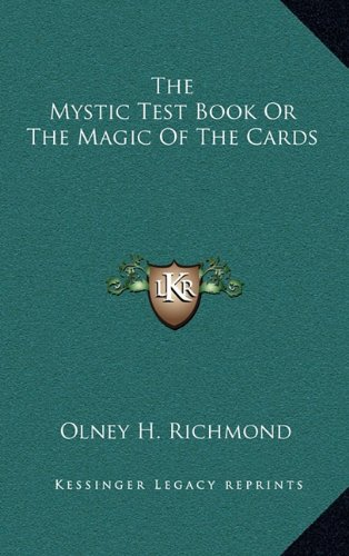 Mystic Test Book or the Magic of the Cards
