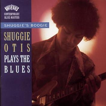 Shuggie's Boogie:  Shuggie Otis Plays The Blues