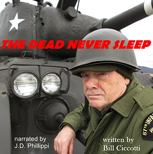 The Dead Never Sleep audiobook cover art