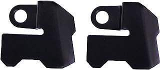 KESOTO 1 par de capa protetora para motocicleta melhora o desempenho da roda Acessórios de reposição DIY para YAMAHA TRACE...