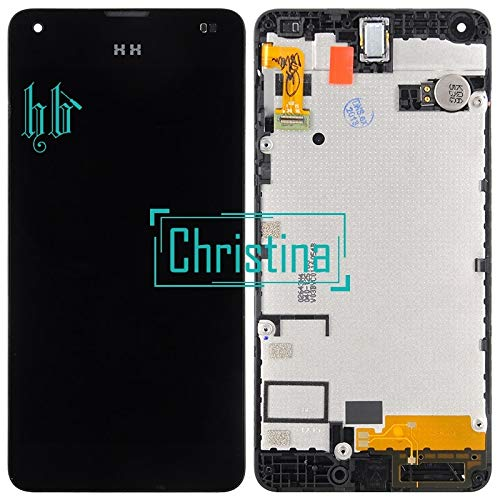 Lysee Mobile Phone LCD Screens - 6' LCD For Tecno Spark Plus K9 LCD Display with Touch Screen Digitizer Assembly For Tecno K9 Screen Display with 3M Glues