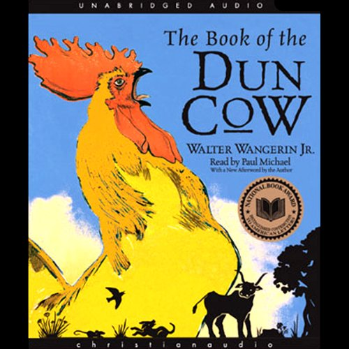 The Book of the Dun Cow audiobook cover art