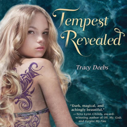 Tempest Revealed audiobook cover art
