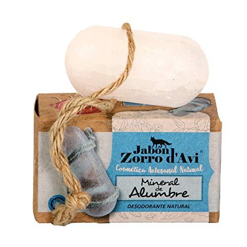 Desodorante Piedra De Alumbre Deonat