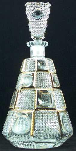 Karaffe aus Bleikristall
