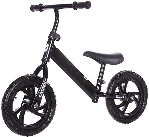 Asterisknouveauly Enfants   Cycle de Vélo étape Coulissante Bébé Mini Scooter de Vélo Balade à Deux Roues sur Un Scooter sans Pédales   des Vélos pour Les Enfants de 2 à 6 Ans