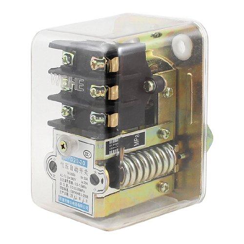 joyMerit 1 Phasen Druckschalter F/ür Kompressorluftkompressoren ABSCHALTVENTIL
