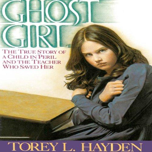 Ghost Girl audiobook cover art