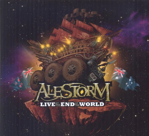 Live - at the End of the World (DVD + Bonus-CD) [HD DVD]