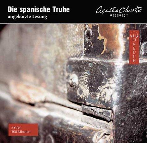 Die spanische Truhe: Ungekürzte Lesung (Kriminalromane - Hörbuch)