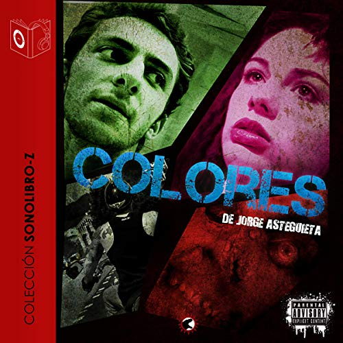 Colores [Colors] audiobook cover art
